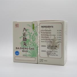Ba Zheng San Wan - Octo Form - 八正散丸