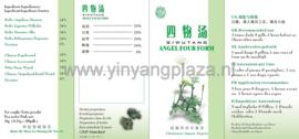 Si Wu Tang - Angel Four Form - 四物汤丸