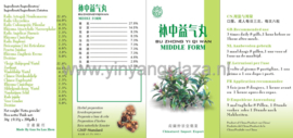 Bu Zhong Yi Qi Wan - Middle Form -  补中益气丸