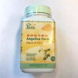 Dang Gui Yin Zi Ke Li - Angelica Granules -  Angelica Form