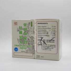 Chai Hu Jia Long Gu Mu Li Tang Wan - Bupleurum Calming Form - 柴胡加龍骨牡蠣湯丸