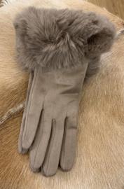 Handschoenen Chloe Taupe