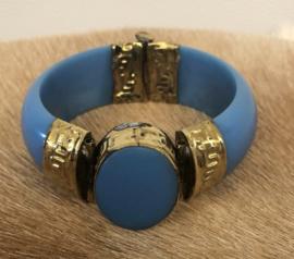 Armband Stone Blue