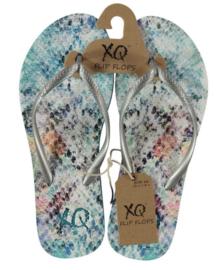 XQ Flip Flops Blue