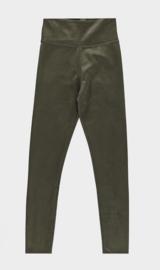 Legging Suedine Groen