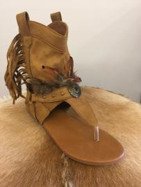 Bohemian Sandals Camel