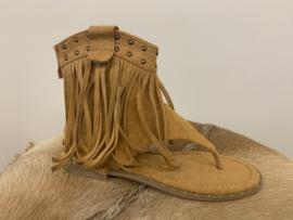 Bohemian Sandalen Dhali Camel