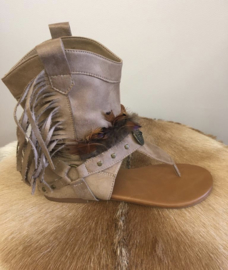Bohemian Sandals Beige