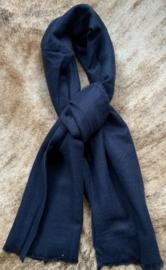 Sjaal Luna Donker Blauw