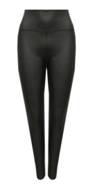 Legging Faux Leather Black