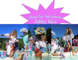 ByNass Ibiza Top Pastel Roze