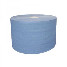 80 rollen uierpapier (€ 7,39/rol excl BTW), 380 meter, 2 laags verlijmd, 22 cm, 1000 vel, cellulose kwaliteit