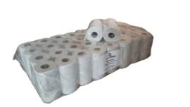 Pallet toiletpapier wit, 36 pak per pallet, 8 x 8 rol (€ 21,72) per pak, 250 vellen per rol, 100% cellulose, 3 laags