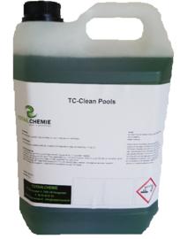 1 x 10 liter TC-Clean Pools,  ( Super ontkalker )