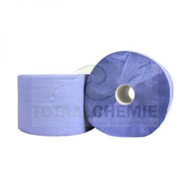 120 rollen uierpapier, 380 meter, 3 laags verlijmd, 22 cm, 100% cellulose