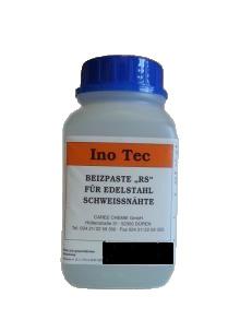Inotec beitspasta 6 x 2 kg voor RVS