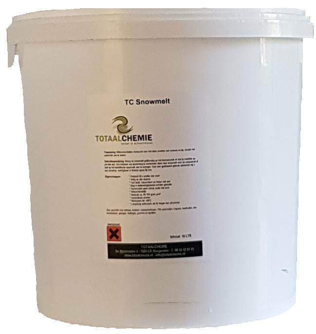 TC Snowmelt dooikorrel, 24 x 10 liter