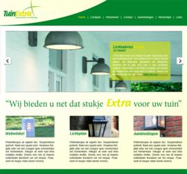 Webdesign Tuinextra