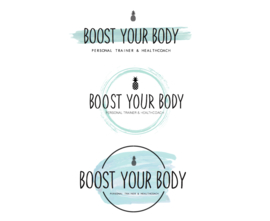 Logo Boost Your Body