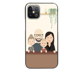 Telefoonhoesje avatar home