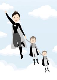 Super(grand)mom 2.0
