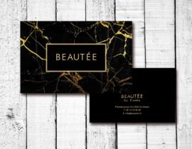 Visitekaartje Beautée