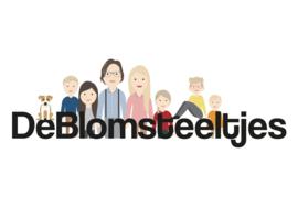 Logo Blomsteeltjes