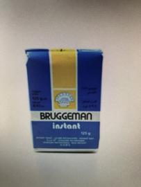 Bruggeman bakkersgist 125 gram