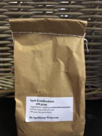 Spelt Kruidkoekmix met kokosbloesemsuiker 450 gram