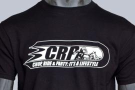 CRP lifestyle T-shirt
