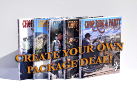 Package deal for 4 books