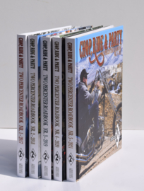 Package deal for books 1, 2, 3, 4 and 5!