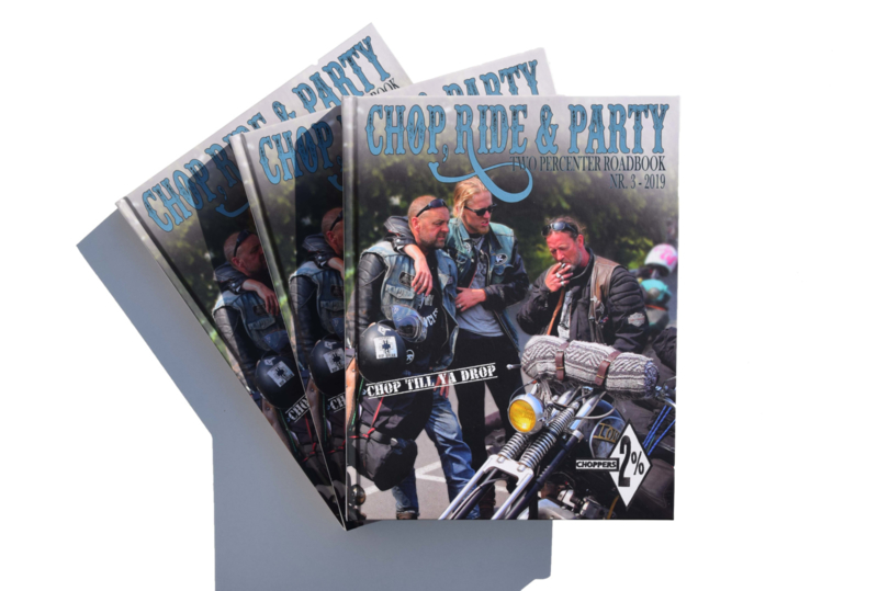 Chop, Ride and Party Number 3