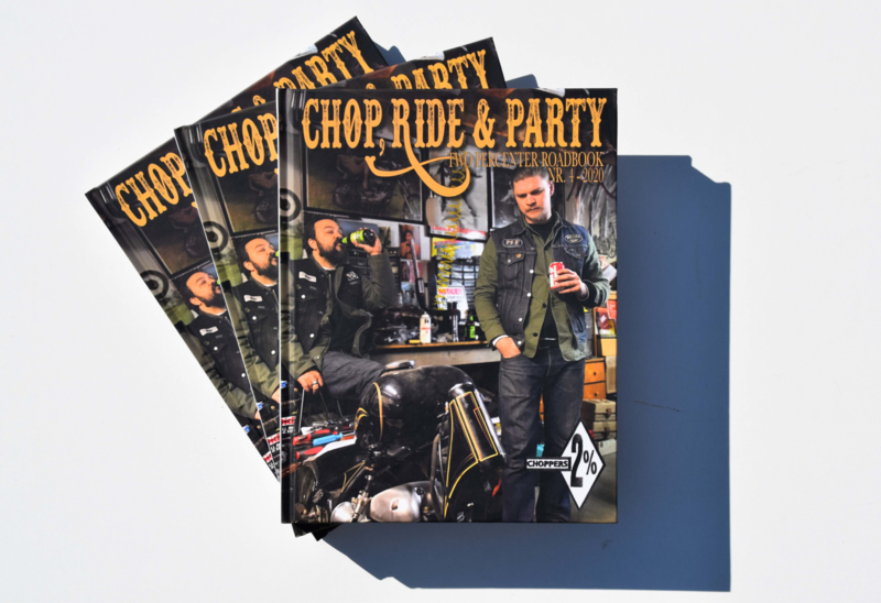 Chop, Ride and Party Number 4