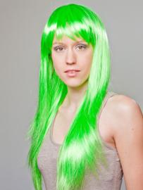 Gaga pruik green
