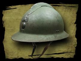 Franse M1926 helm