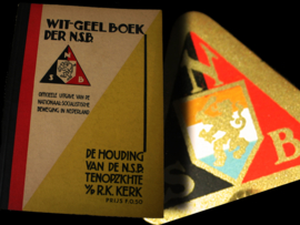 Wit-geel boek der N.S.B.