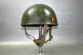 Belgische M1943 helm