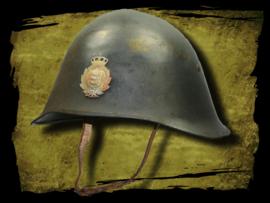 Denemarken M23 helm
