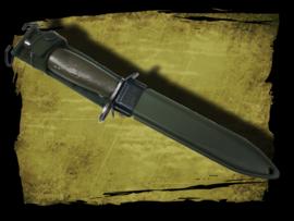 AG3 bayonet