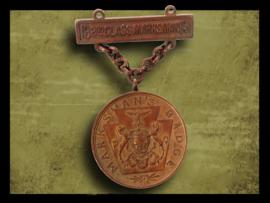 1903 Marksman Medal