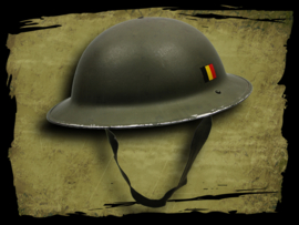 Engelse Mk II helm