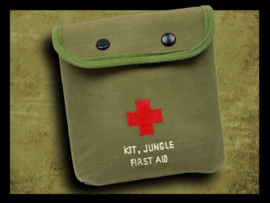 Jungle first aid kit