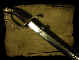 M1821 sword
