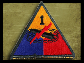 US Army 1th Armored Division