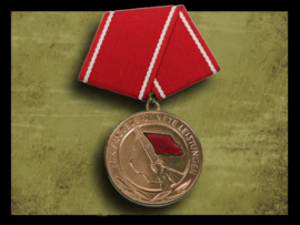 Medal DDR for Distinguished Achievement in the Worker's Combat Group KDA