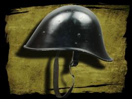 Nederlandse M38 helm