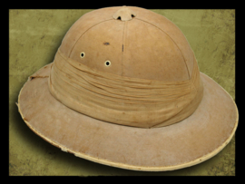 Pre-WWII British  Pith Helmet