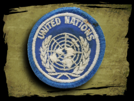 K.L.  United Nations Patch