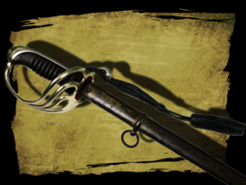 M1882 sabel